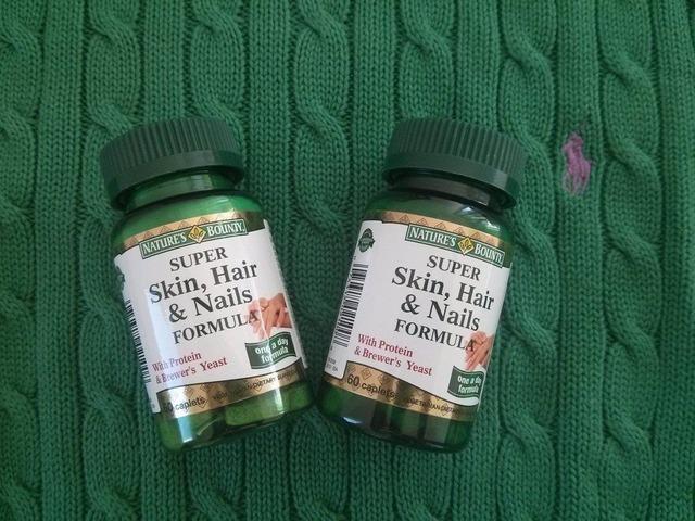 Nature's Bounty Super Skin, hair and nails formula 2 pakiranja