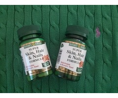 Nature's Bounty Super Skin, hair and nails formula 2 pakiranja