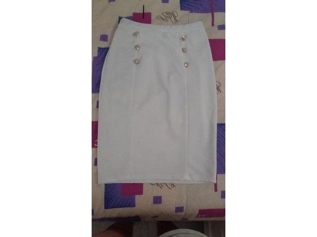 Bijela suknja