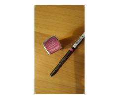 Ruž maybelline i olovka manhattan