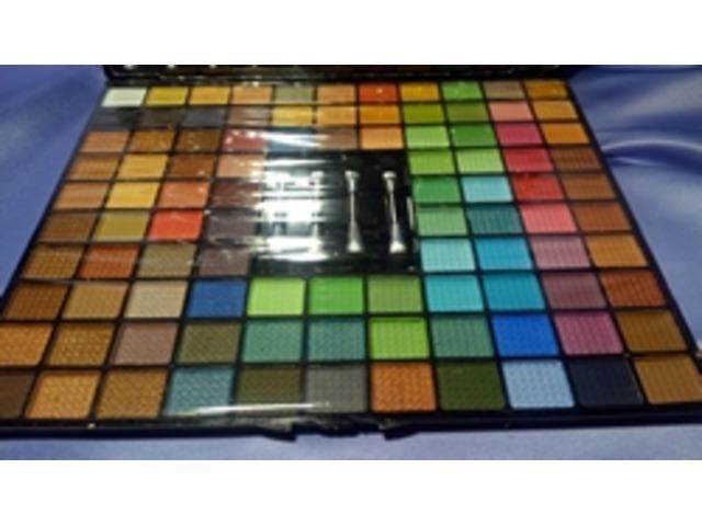 Paleta sjenila 98 boja