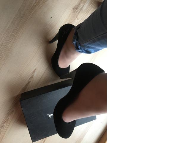 Pepe Jeans crne salonke