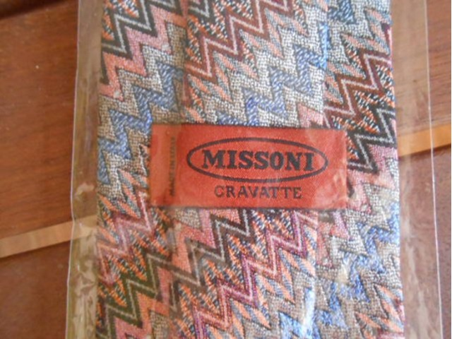Missoni kravata