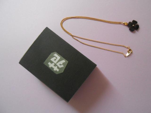 Ogrlica sa privjeskom