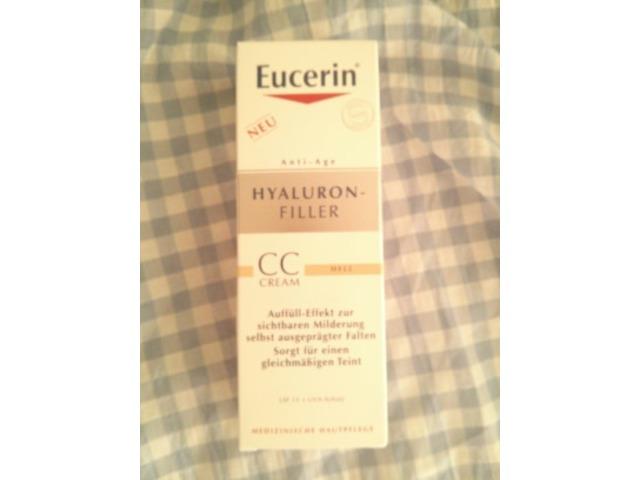 Eucerin Hyaluron Filler CC krema svijetla nijansa