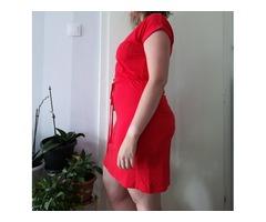 Crvena haljina, broj 44