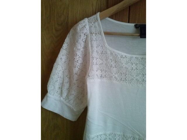 Mango crochet majica (S/M)