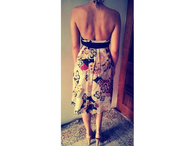 Miss Sixty midi haljina (M)