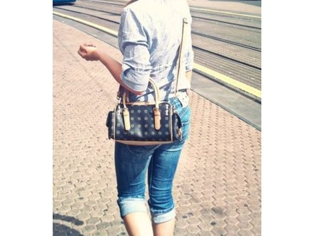 Slatka mala torbica