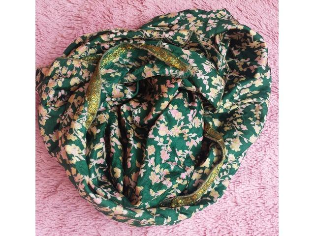 Zelena marama/sal