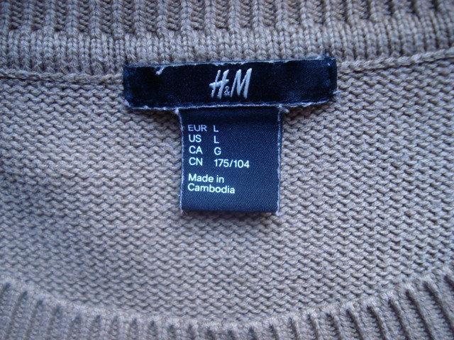 H&M smedja tunika