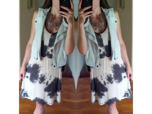 Amisu ljetna haljina S