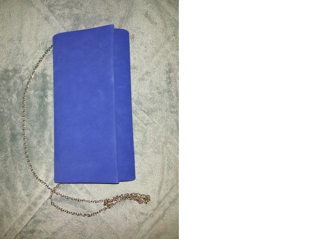 Kraljevsko plava torbica